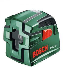 Niveau laser en croix Bosch PCL 10